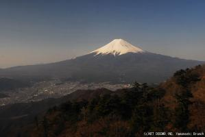 20100501_0805_Web日本晴れの富士山 - コピー