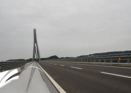 鷹島大橋 100