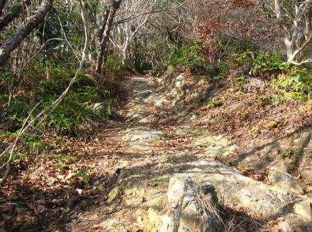 蛇ヶ谷登山口 175