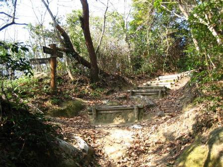 蛇ヶ谷登山口 127
