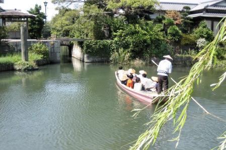 柳川の川下り 035 - コピー