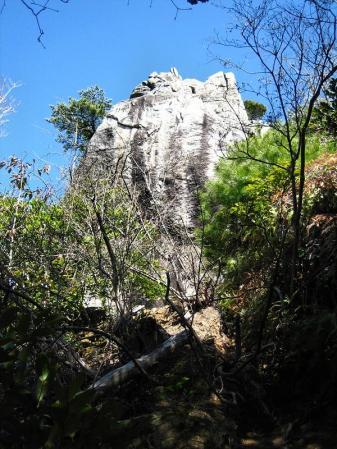 小岱山 人形岩 058 - コピー