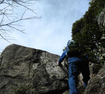 小岱山 人形岩 066 - コピー