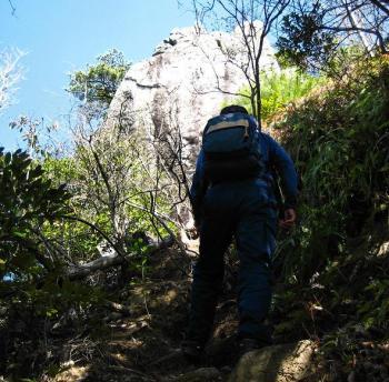 小岱山 人形岩 059 - コピー
