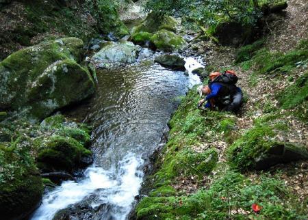 洗い谷コース 035