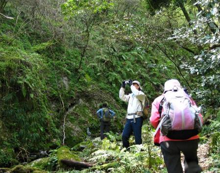 洗い谷コース 071