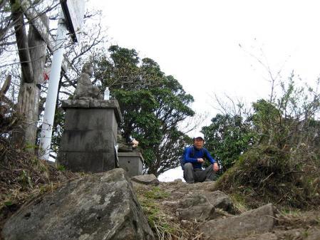 釈迦岳 193