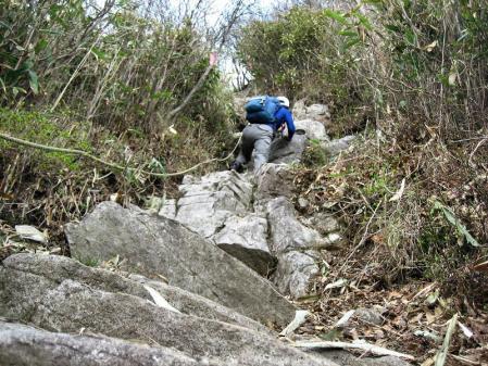 釈迦岳 189