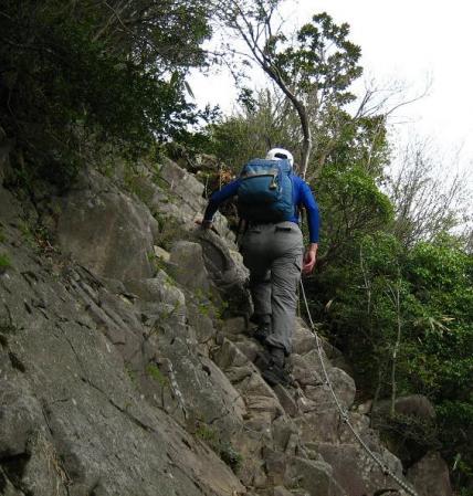 釈迦岳 170