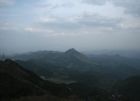 釈迦岳 208