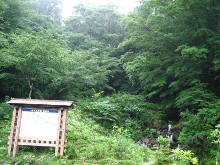 清水とから迫岳 052
