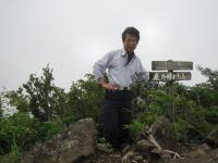清水とから迫岳 203