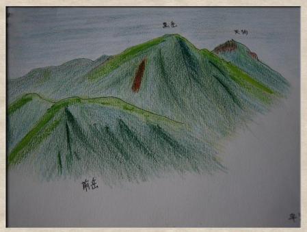 西原さんと小岱山 107