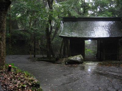 秋雨の清水路 216
