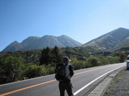三俣山の紅葉 008