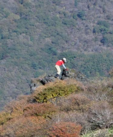 三俣山の紅葉 237