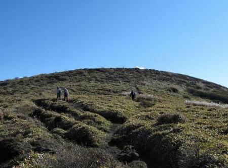 三俣山の紅葉 271