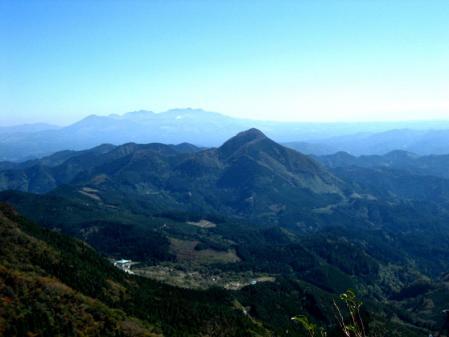 釈迦岳 085
