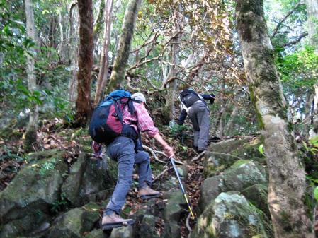 鹿嵐山 058