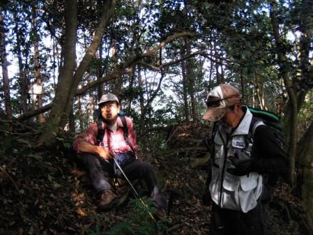 鹿嵐山 041