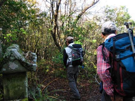 鹿嵐山 081