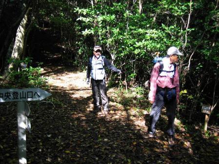 鹿嵐山 086