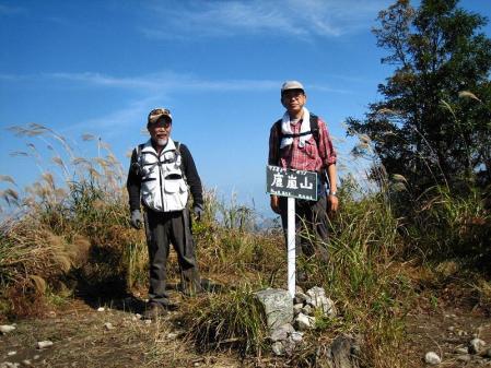 鹿嵐山 115