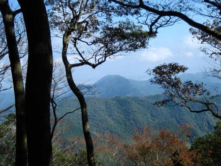鹿嵐山 076