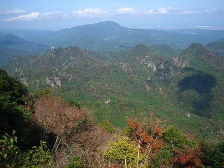 鹿嵐山 121