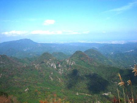鹿嵐山 120