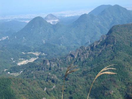 鹿嵐山 122