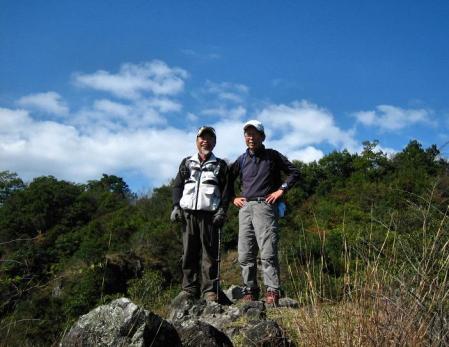 鹿嵐山 245