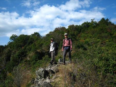 鹿嵐山 240