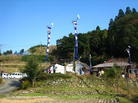 栂尾神楽 三方山 027