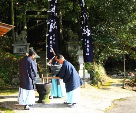 栂尾神楽 三方山 076