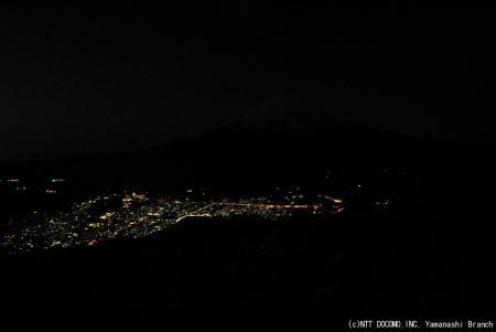今朝の富士山06fuji
