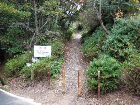 清水の山路歩き 168