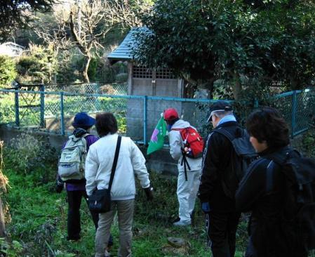 高良山ウォーキング 070