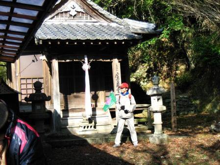 高良山ウォーキング 116