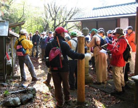 高良山ウォーキング 109