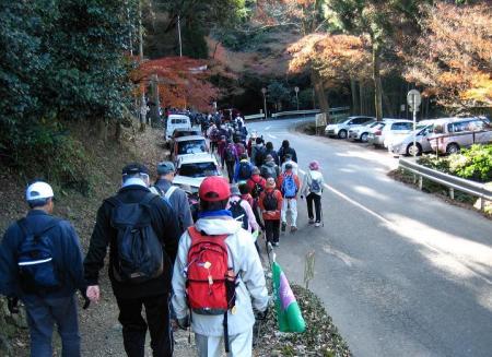 高良山ウォーキング 134