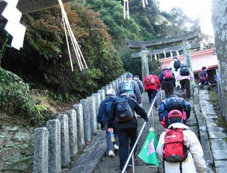 高良山ウォーキング 131