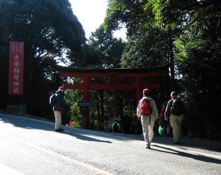 高良山ウォーキング 158