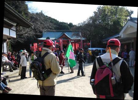 高良山ウォーキング 170