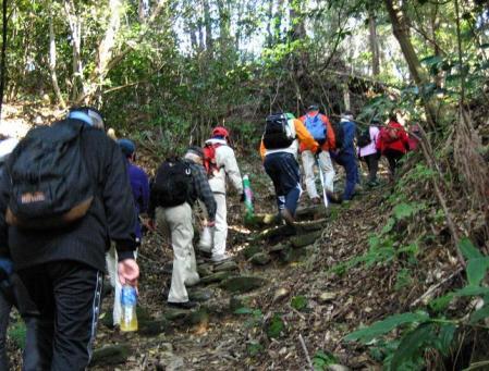 高良山ウォーキング 183