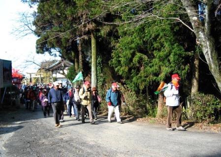 高良山ウォーキング 172