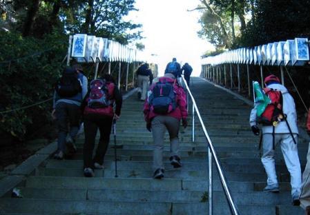 高良山ウォーキング 203