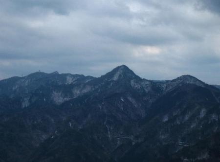 から迫岳 198