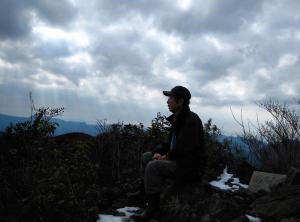 から迫岳 203