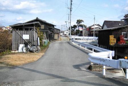 柳川への路 090